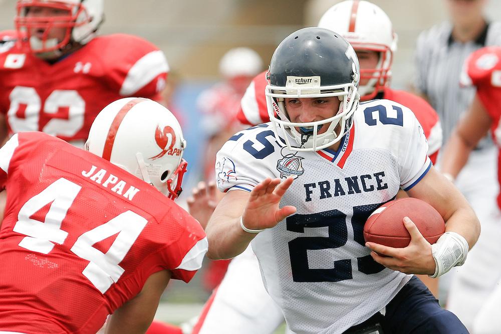 u19 world championships..Japan v France