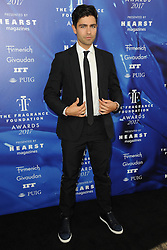 June 14, 2017 - New York, NY, USA - June 14, 2017  New York City..Adrian Grenier attending the 2017 Fragrance Foundation Awards at Alice Tully Hall on June 14, 2017 in New York City. (Credit Image: © Kristin Callahan/Ace Pictures via ZUMA Press)