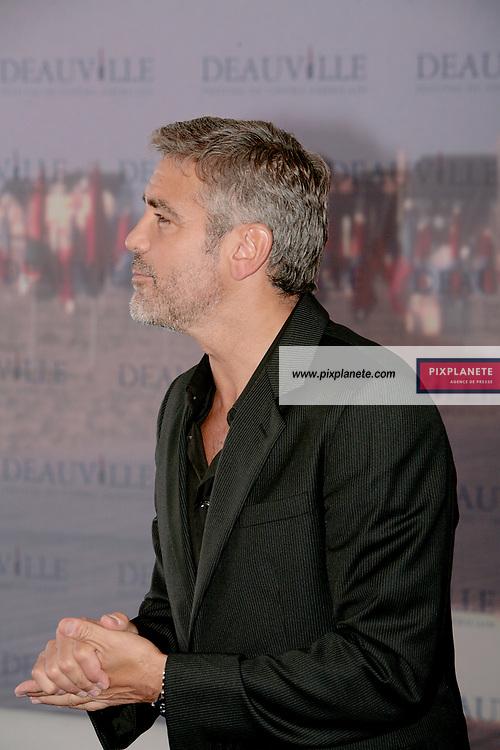 George Clooney - 33 ème Festival du Film Américain de Deauville - 2/09/2007 - JSB / PixPlanete