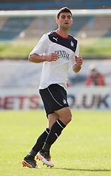 Falkirk's Jonathan Flynn.<br /> Cowdenbeath 1 v 0 Falkirk, 14/9/2013.<br /> ©Michael Schofield.