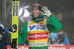 24.11.2012, Lysgards Schanze, Lillehammer, NOR, FIS Weltcup, Ski Sprung, Herren, im Bild Bardal Anders (NOR) during the mens competition of FIS Ski Jumping Worldcup at the Lysgardsbakkene Ski Jumping Arena, Lillehammer, Norway on 2012/11/23. EXPA Pictures © 2012, PhotoCredit: ..EXPA/ Federico Modica