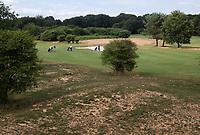 GROESBEEK - Nijmeegse Baan hole 2.   Golfbaan Het Rijk van Nijmegen. COPYRIGHT  KOEN SUYK