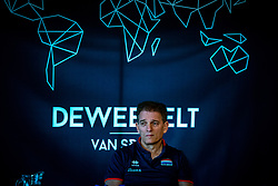Avital Selinger is presented as the new national coach of the Dutch women's volleyball team. Selinger succeeds Giovanni Caprara, who had to guide the Netherlands to the Olympic Games in January but failed on November 20, 2020 in Utrecht