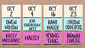 "October 16, 2021 - NY: NBC's ""Saturday Night Live"" - Episode"