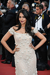 Mallika Sherawat attending the Ouverture / Les Fantomes d'Ismael premiere during the 70th Cannes Film Festival on May 17, 2017 in Cannes, France. Photo by Julien Zannoni/APS-Medias/ABACAPRESS.COM