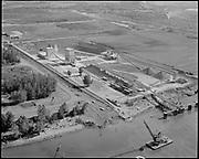 """Aerials Rivergate Industrial District, September 30, 1968"""