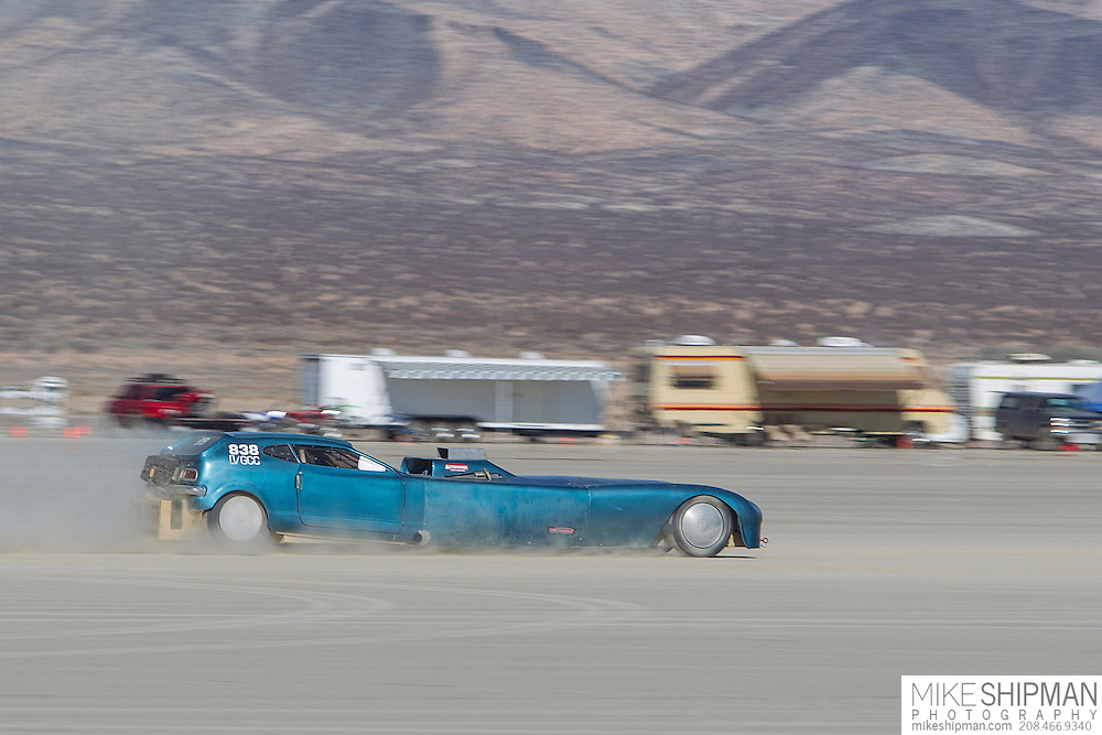 DFQ Racing, 838, eng A, body GCC, driver G Chambers, 128.616, record 209.399