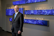 Carrier Executive Alex Housten photographed for Security Sales and Integration Magazine.