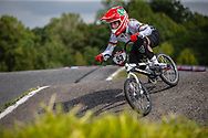 #53 (PRIES Nadja) GER [Verlu, Meybo] at Round 8 of the 2019 UCI BMX Supercross World Cup in Rock Hill, USA