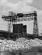 25,000 Kilogram capacity crane, MAN-Werk, Augsburg, 1928