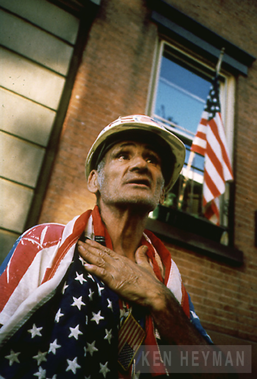 Mr. America, Greenwich Village, NYC