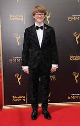 Aidan Miner bei den Creative Arts Emmy Awards in Los Angeles / 100916<br /> <br /> <br /> *** at the Creative Arts Emmy Awards in Los Angeles on September 10, 2016 ***