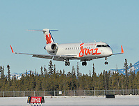 Air Canada Jazz Bombardier CRJ-200