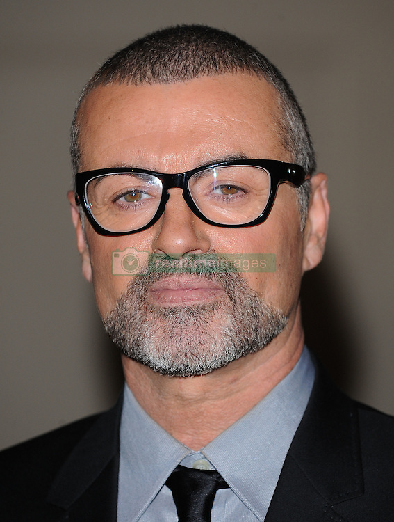 May 11, 2011 - London, England, England - Picture Shows:   George Michael attending a photocall to announce his 'Symphonica' European Orchestral Tour.  Held the Royal Opera House, Covent Garden, London, Wednesday May 11, 2011. (Credit Image: © Pete Mariner/Avalon via ZUMA Press)