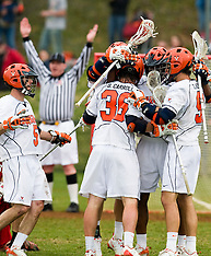 20090328 - #9 Maryland at #1 Virginia (NCAA Lacrosse)