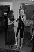 LIZZIE BOWDEN; GEORGIANA HUDDART, Robin Birley and Lady Annabel Goldsmith Summer Party. Hertford St. London. 5 July 2017