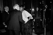 MARTIN ROTH; NAOMI CAMPBELL, Alexander McQueen: Savage Beauty Gala, Victoria and Albert Museum, and A. 12th March 2015