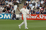 2004 1st NPower Test  - England v New Zealand. <br /> 21/05/2004<br /> <br /> Steve Harmison<br />  <br /> <br />     [Credit Peter Spurrier Intersport Images}