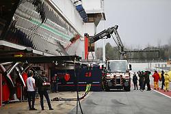 March 1, 2018 - Barcelona, Spain - Motorsports: FIA Formula One World Championship 2018, Test in Barcelona, #3 Daniel Ricciardo (AUS, Red Bull Racing) (Credit Image: © Hoch Zwei via ZUMA Wire)