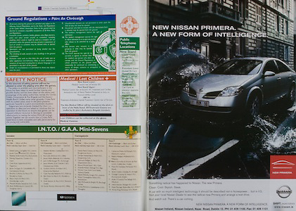 All Ireland Senior Hurling Championship Final,.08.09.2002, 09.08.2002, 8th September 2002,.Senior Kilkenny 2-20, Clare 0-19,.Minor Kilkenny 3-15, Tipperary 1-7,.8092002AISHCF,.Nissan,