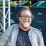 NLD/Amsterdam/20150610 -Premiere film Jurassic World 3D Imax, Bastiaan van Schaik