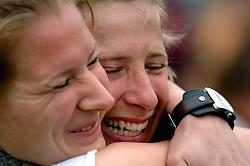 20-05-2007 HOCKEY : FINALE PLAY OFF: DEN BOSCH - AMSTERDAM: DEN BOSCH <br /> Den Bosch voor de tiende keer op rij kampioen van de Rabo Hoofdklasse Dames. In de beslissende finale versloegen zij Amsterdam met 2-0 / Chantal de Bruijn<br /> ©2007-WWW.FOTOHOOGENDOORN.NL