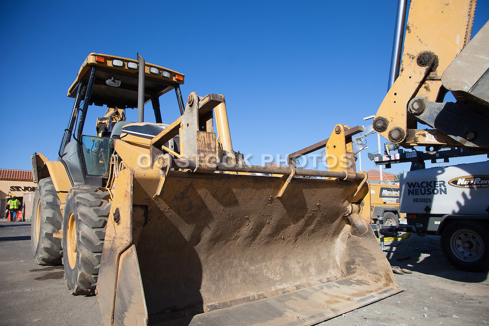 Construction Equipment Wheel Loader