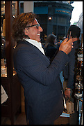 ANDY HARRIS, Dinosaur Designs launch of their first European store in London. 35 Gt. Windmill St. 18 September 2014
