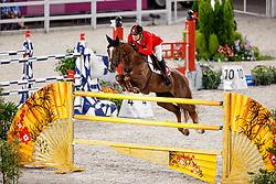 Balsiger Bryan, SUI, Twenty Two Des Biches, 381<br /> Olympic Games Tokyo 2021<br /> © Hippo Foto - Stefan Lafrentz<br /> 07/08/2021