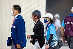 Flarup T Peter, DEN, Fascination, 222<br /> Olympic Games Tokyo 2021<br /> © Hippo Foto - Dirk Caremans<br /> 30/07/2021