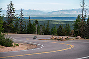 Pikes Peak International Hill Climb 2014: Pikes Peak, Colorado. 8 Guy Martin