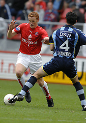 22-10-2006 VOETBAL: UTRECHT - DEN HAAG: UTRECHT<br /> FC Utrecht wint in eigenhuis met 2-0 van FC Den Haag / Hans Somers<br /> ©2006-WWW.FOTOHOOGENDOORN.NL