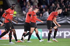Rennes v Jablonec - 20 September 2018