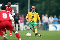 Fotbal, 16. juli 2005, Oefenwedstrijd van mvv - Norwich cityseizoen 2005-2006 voetbal. meersen 16-07-2005<br /> Leon McKenzie, Norwich<br /> Norway only