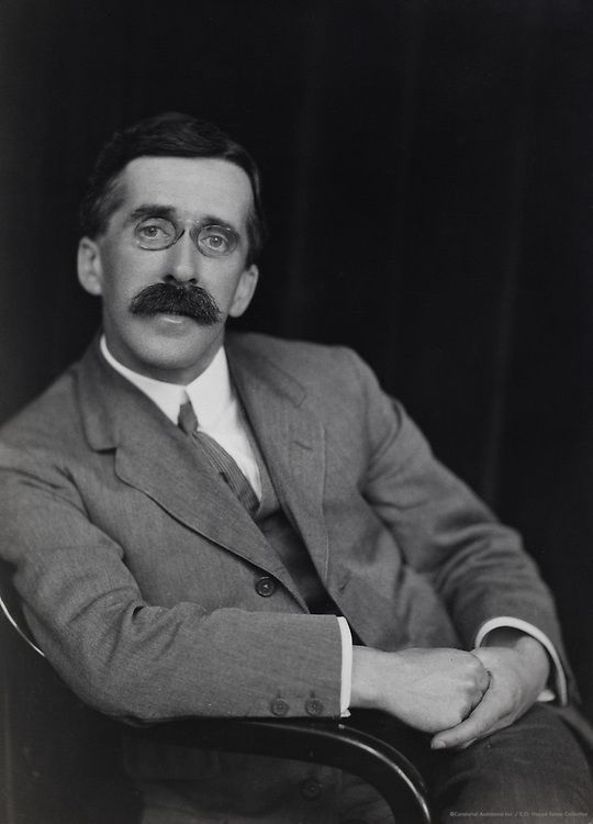 Arthur Henry Mee, writer, England, UK, 1920