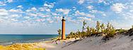 64795-03106 Little Sable Point Lighthouse near Mears, MI