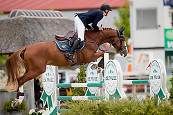 Van Beek Roy, BEL, Fortune R Z<br /> BK Young Horses 2020<br /> © Hippo Foto - Sharon Vandeput<br /> 6/09/20