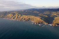 Sonoma Coast - north of Russian River, Russian Gulch. Northern Jenner