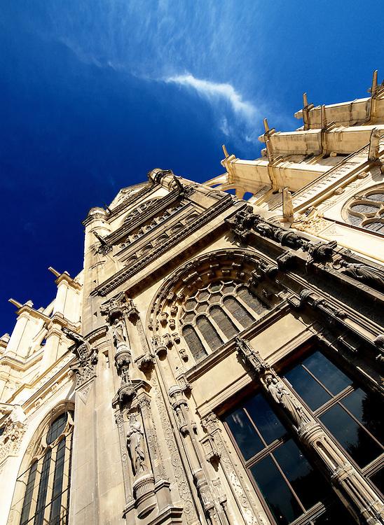 Paris - Eglise Saint-Eustache