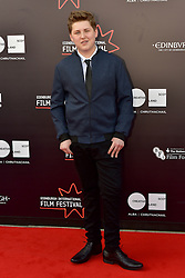 William Ahern (Actor) on the red carpet at the 2016 Edinburgh International Film Festival, WORLD PREMIERE of The White King at Cineworld, Edinburgh18th June 2016, (c) Brian Anderson | Edinburgh Elite media