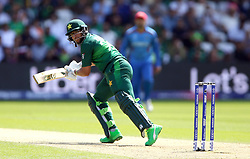 Pakistan's Imam-ul-Haq during the ICC Cricket World Cup group stage match at Headingley, Leeds.