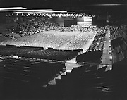 Y-480512Stassen at Ice Coliseum May 12, 1948.