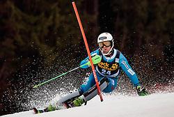 05.03.2017, Podkoren, Kranjska Gora, SLO, FIS Weltcup Ski Alpin, Kranjska Gora, Slalom, Herren, 1. Lauf, im Bild Sebastian Foss-Solevaag (NOR) // Sebastian Foss-Solevaag of Norway in action during his 1st run of men's Slalom of FIS ski alpine world cup at the Podkoren in Kranjska Gora, Slovenia on 2017/03/05. EXPA Pictures © 2017, PhotoCredit: EXPA/ Johann Groder
