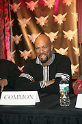 Common at The Smirnoff Press Conference announcing Music Series held at Element on February 26, 2008