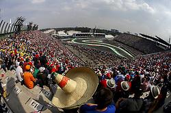 October 29, 2017 - Mexico-City, Mexico - Motorsports: FIA Formula One World Championship 2017, Grand Prix of Mexico, .general view  (Credit Image: © Hoch Zwei via ZUMA Wire)