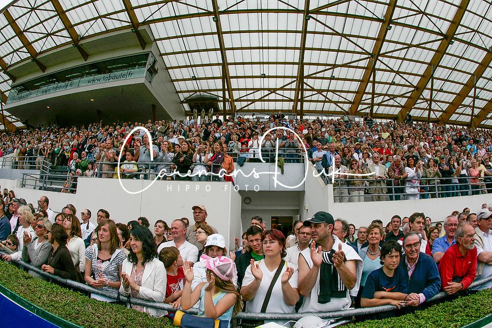 Overview <br /> Grand Prix Longines de la ville de La Baule 2008<br /> © Dirk Caremans