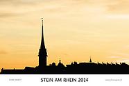 Kalender Stein am Rhein 2014