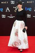 021713 goya 2013 awards red carpet
