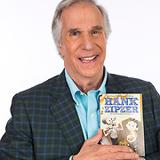 Portrait and photographs of actor and author Henry Winkler at his home in Brentwood, California. LICENSING INQUIRIES: PLEASE CONTACT ME DIRECTLY USING THE CONTACT MENU OPTION.