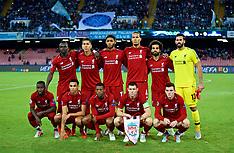 2018-10-03 Napoli v Liverpool
